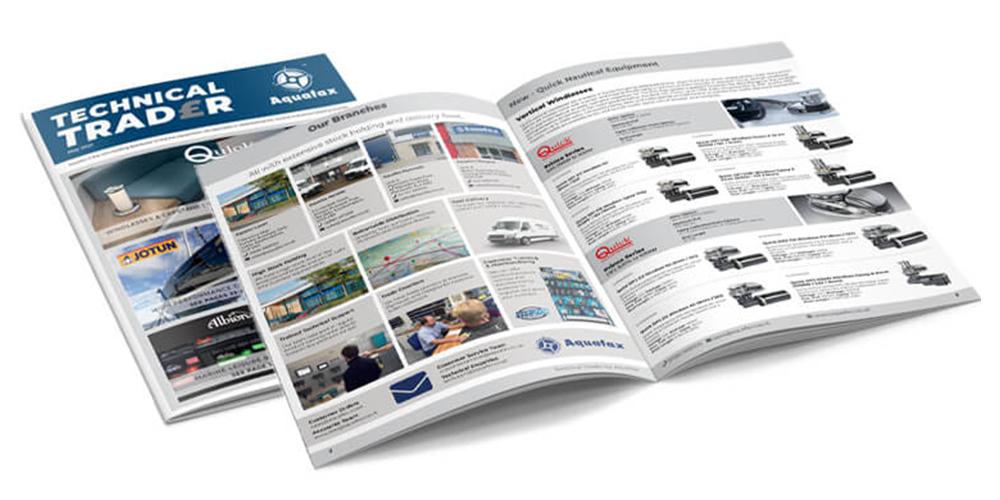 Aquafax launch their new 'Technical Trader'