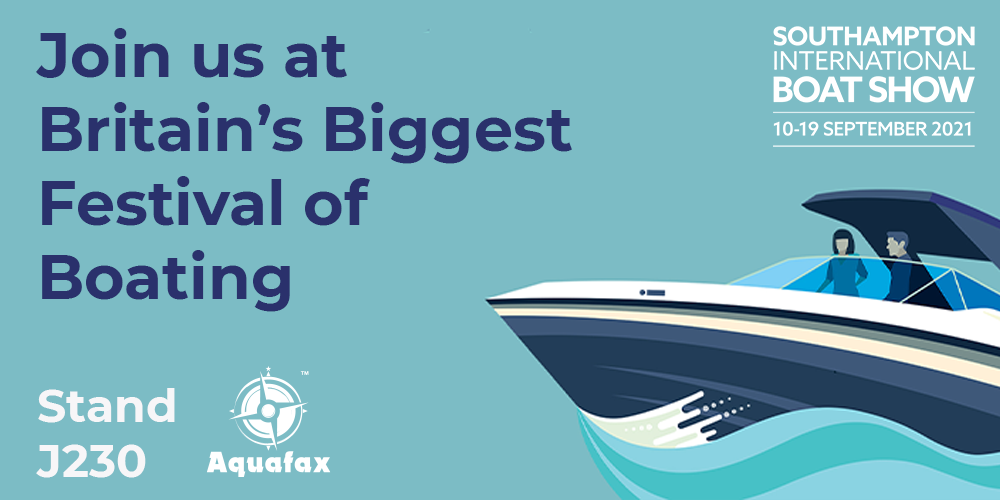 We're exhibiting at the Southampton Boat Show 2021!