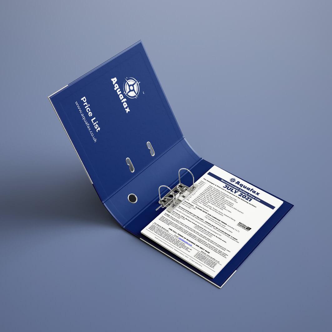 Aquafax Pricelist