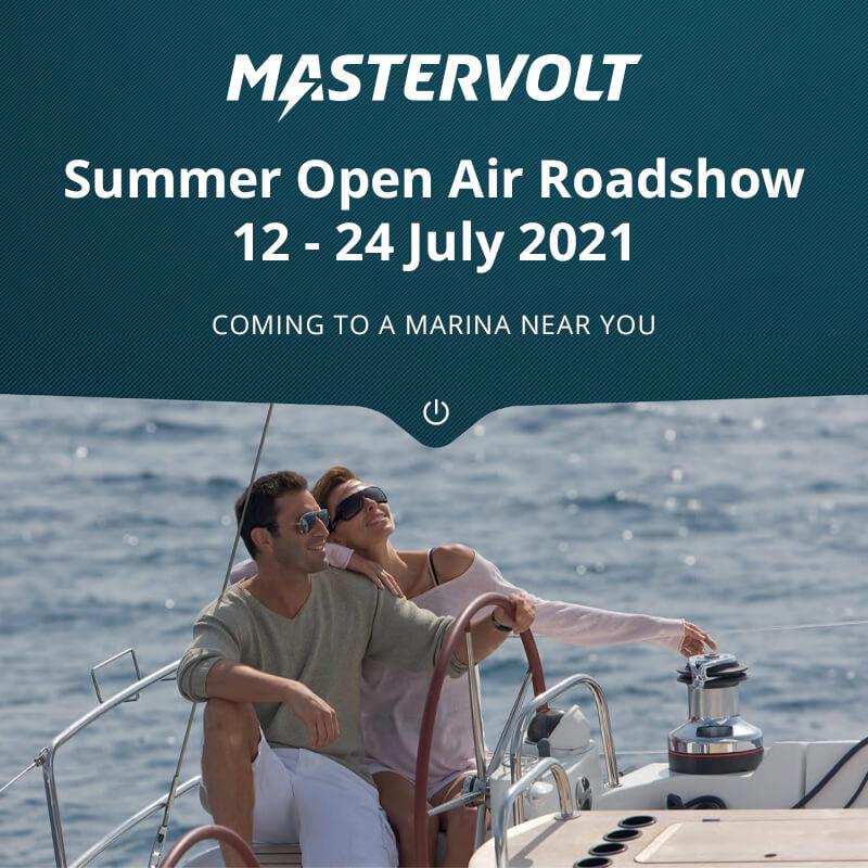 Mastervolt Summer Open Air Roadshow 12-24 July 2021