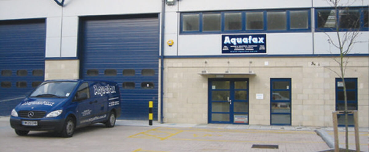 Aquafax Plymouth Branch