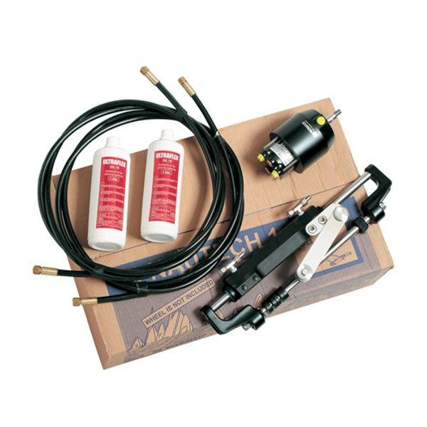 Nautech 1 Outboard Hydraulic Steering Kit Only