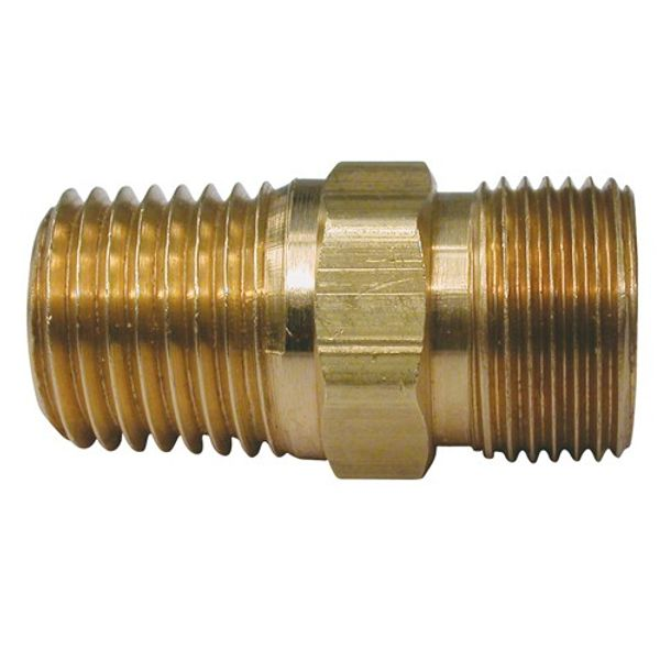 """PH 1/4"""" NPT Male Connector-Tube End (No Nuts)"""