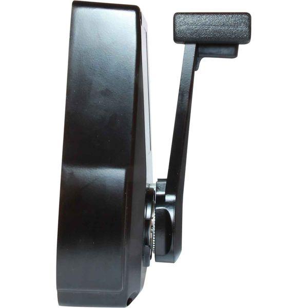 Single Lever Surface Control Basic Black