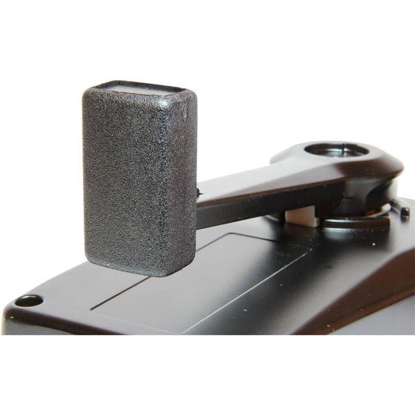 Single Lever Surface Mount Control+Lock Black