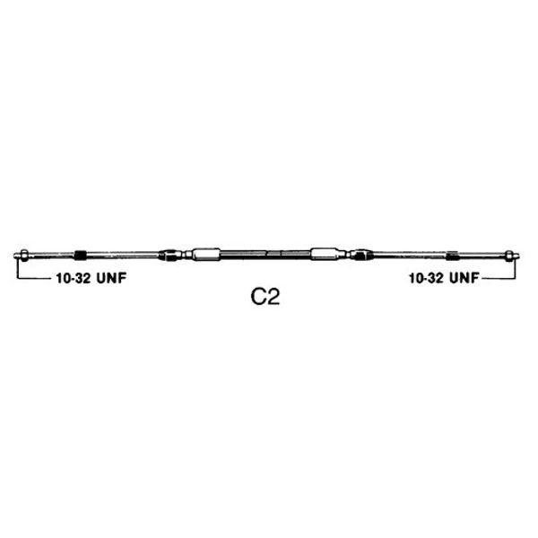 23C Control C2 Cable 15ft