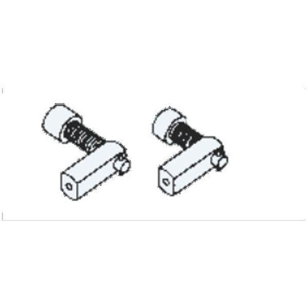 Throttle & Gear Connector (Pair) Packaged