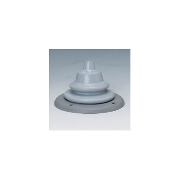 Small Cable Gaiter / Grommet 105mm OD Grey
