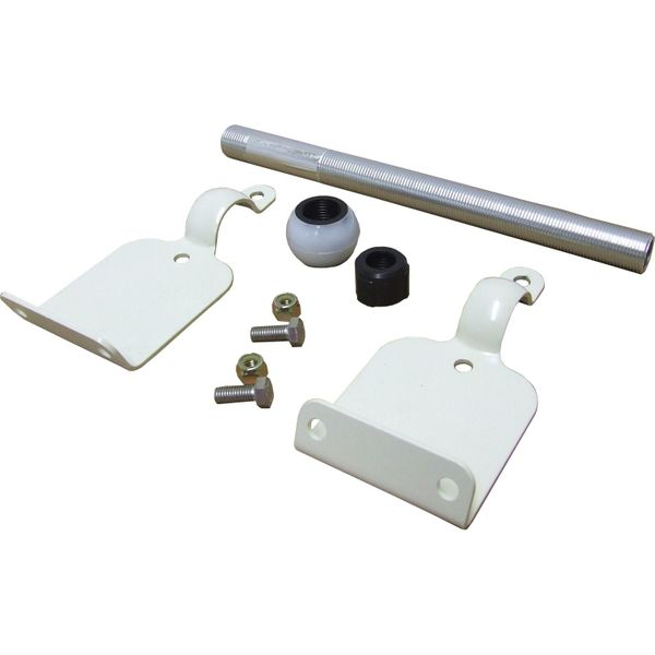 Transom Steering Cable Support