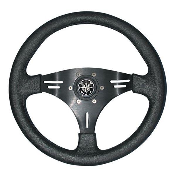 Steering Wheel Manta Black 355mm