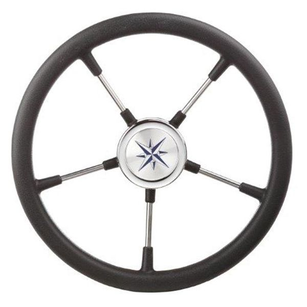 Steering Wheel Riva Black Wheel 320mm