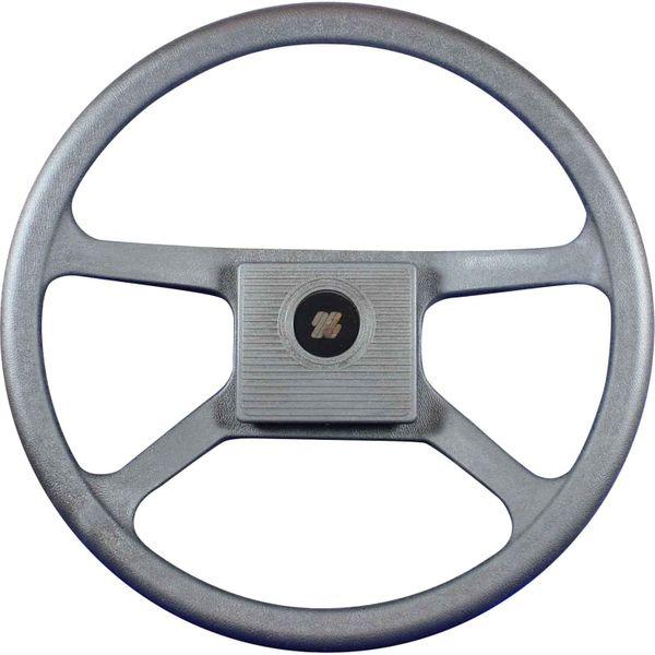 Steering Wheel 4 Spoke Black 342mm
