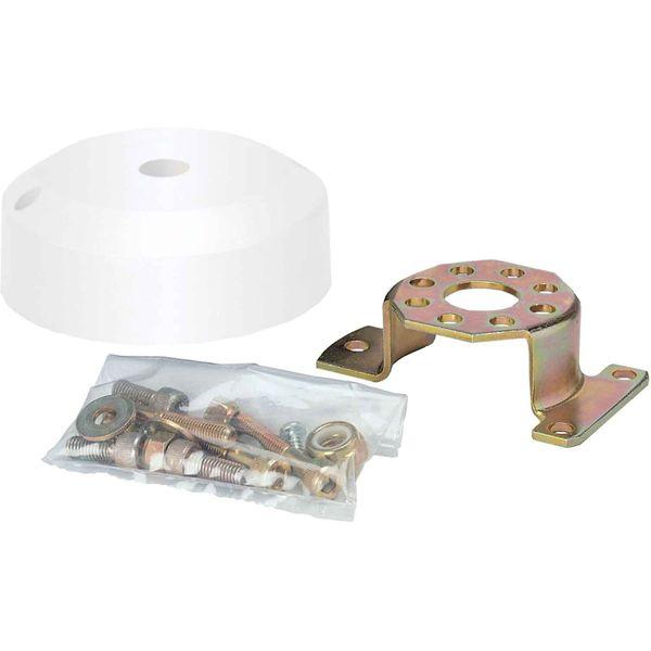 Steering Helm Bezel Kit 90 Deg White