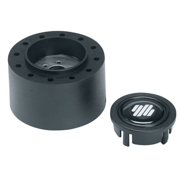Hub with Cover for Uflex Steering Wheel