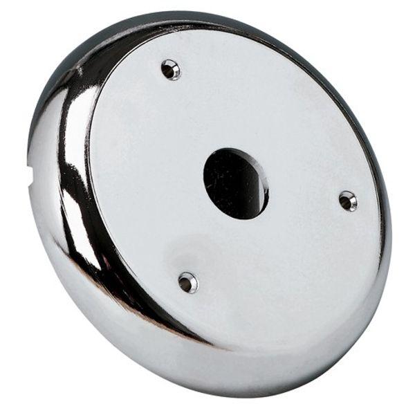 Chrome Bezel to Fit Rear Mount Helm Pump