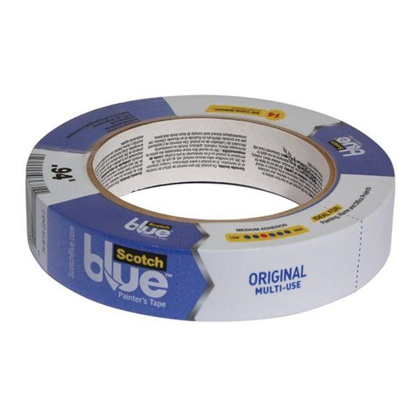 3M 2090 Scotchblue Pro Masking Tape 25mm x 50m (36)