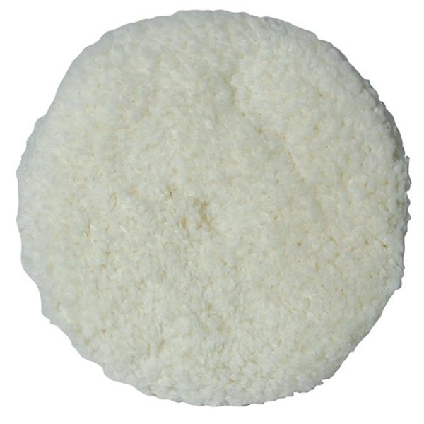 3M Superbuff Pad White 200mm Dia (6 Pack)