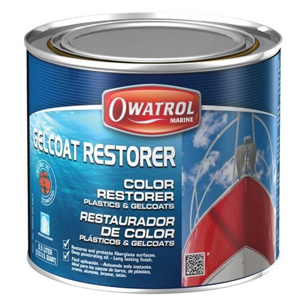Owatrol Gelcoat Restorer 500ml Ea