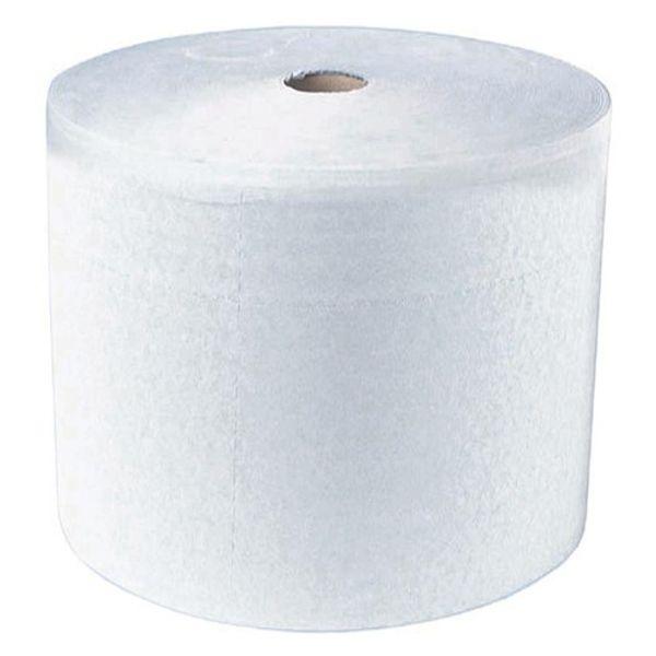 Wiping Roll 2Ply Blue 26 x 39cm x 400m Roll (Case x 2 Rolls)