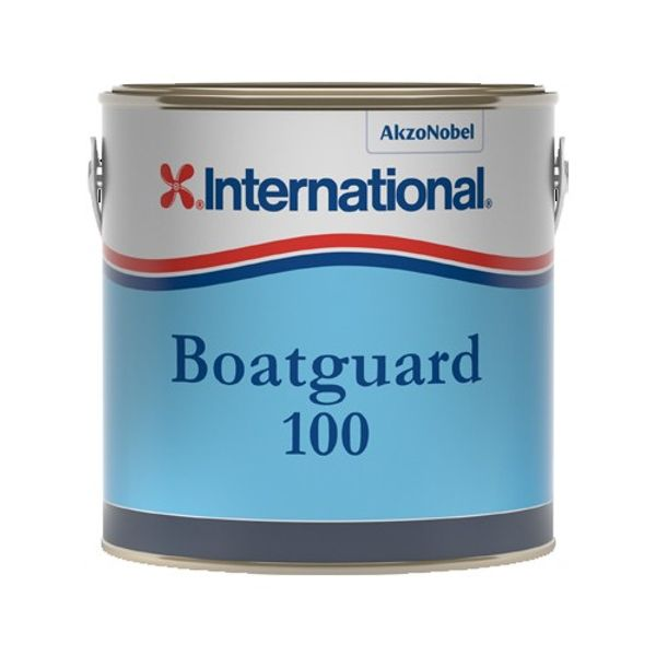 International Boatguard 100 Black 2.5L