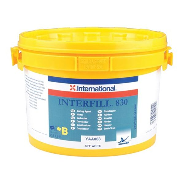 International Interfill 830 Std Curing 2.5L