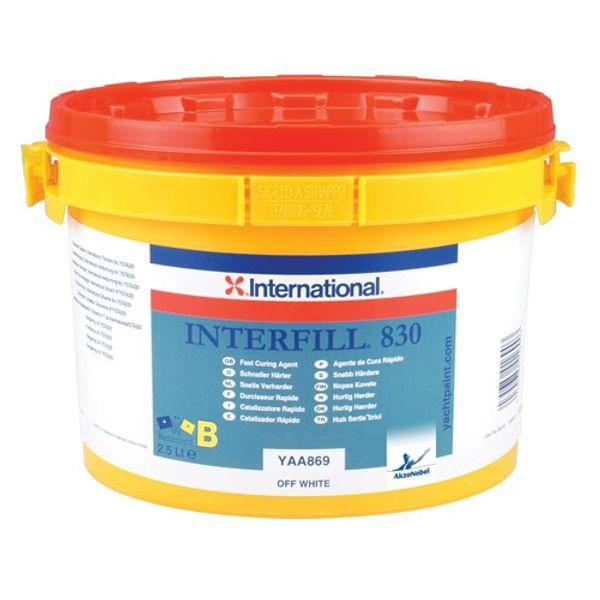 International Interfill 830 Fast Curing 2.5L