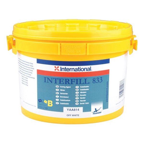 International Interfill 833 Std Curing 2.5L