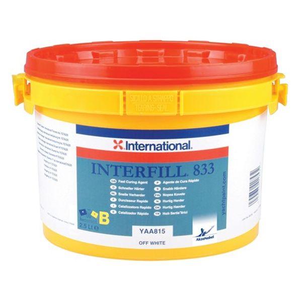 International Interfill 833 Fast Cure 2.5L