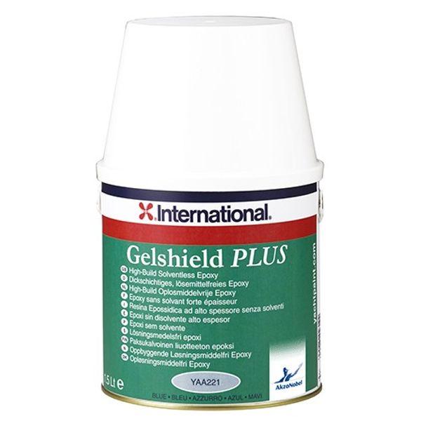 International Gelshield Plus Blue 2.25L