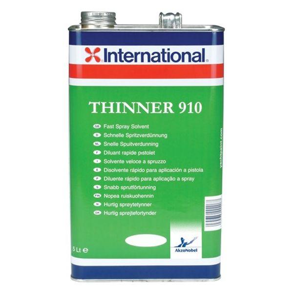 International Thinner 910 Fast 5L