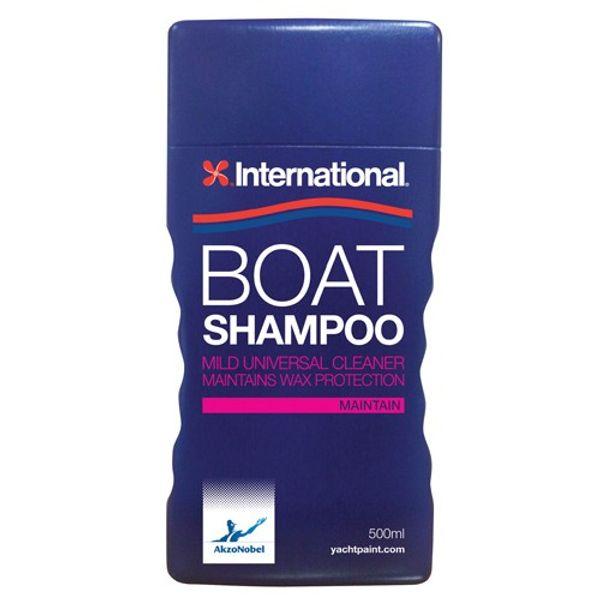 International Boat Care Boat Shampoo 500ml Ea