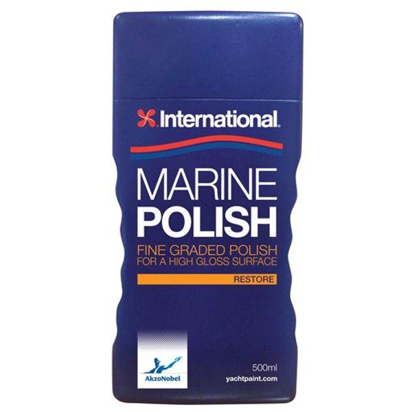 International Boat Care Marine Polish 500ml Each