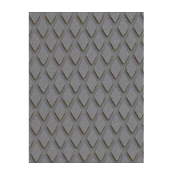 Treadmaster Diamond Pad 550 x 135mm Grey