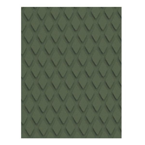 Treadmaster Diamond Pad 275 x 135mm Green