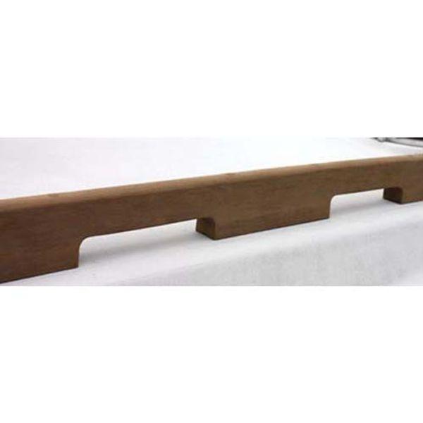 Wilks Dek-King Handrail Section 30 x 60mm x 2m