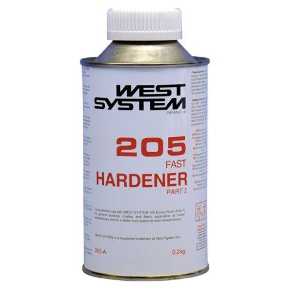 West System 205B Fast Hardener 1kg