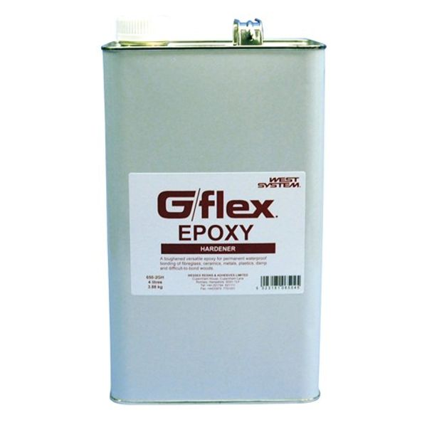 West System G/Flex 650-2Gh 4L Epoxy Hardener