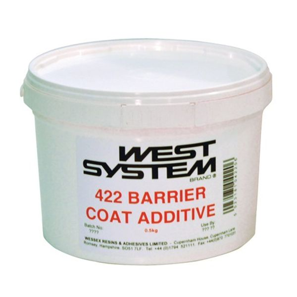 West System 422 Barrier Coat Additive 0.5kg