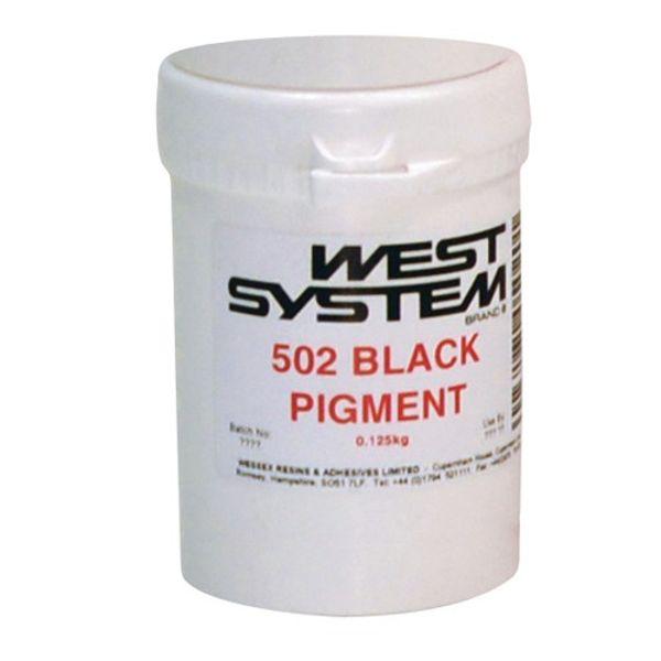 West System 502 Colour Additive Black 125G
