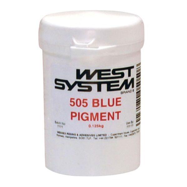 West System 505 Colour Additive Blue 125G