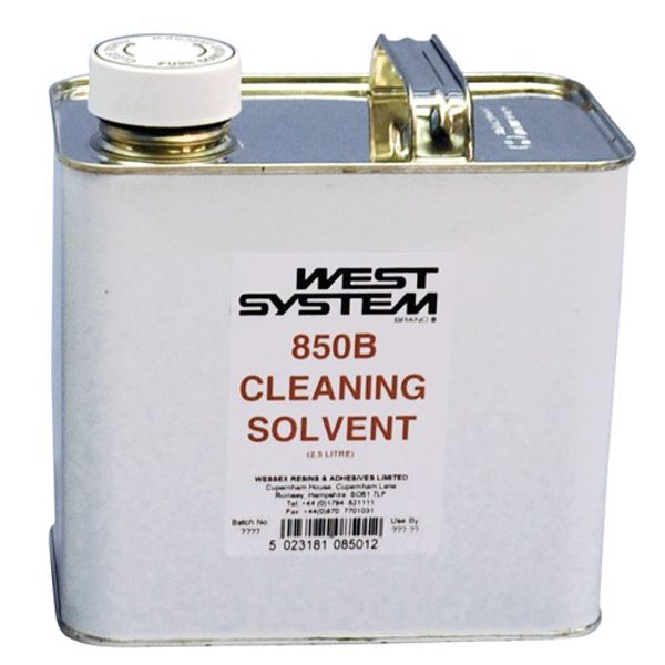 West System 850B Cleaning Solvent 2.5L