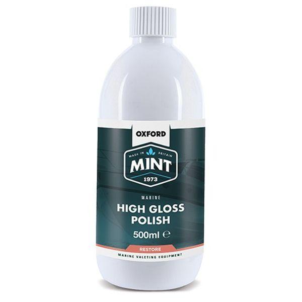 Mint High Gloss Polish 500ml (Pk.12)