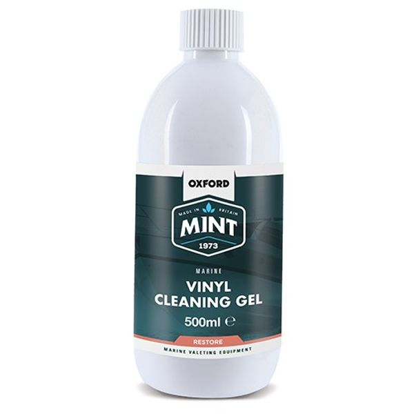 Mint Vinyl Cleaning Gel 500ml Ea