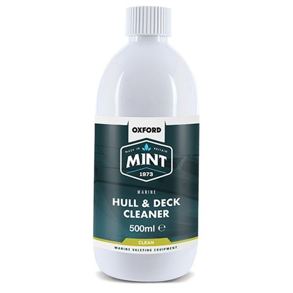 Mint Hull & Deck Cleaner 500ml Each