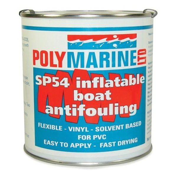 Polymarine SP54 PVC Antifoul Black 1L