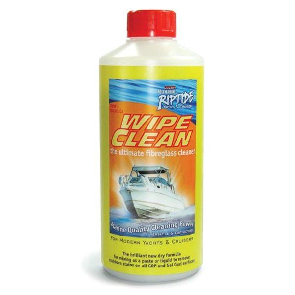 Polymarine Riptide Wipe Clean Cleaning Powder 850G