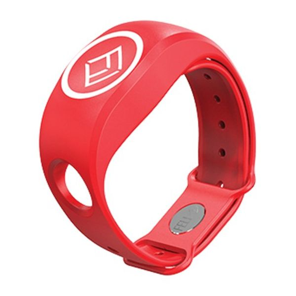 FELL SILICONE WRISTBAND ONLY RED