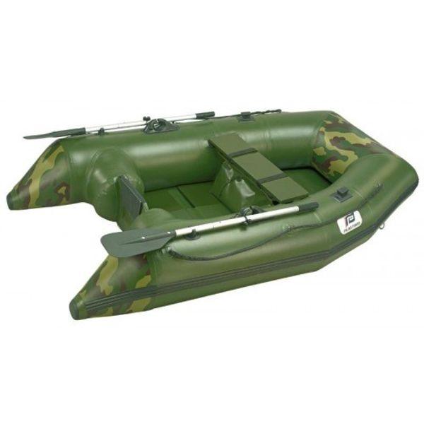 Plastimo Tender Compact Fish P240SF Slat Floor Green 2.4m